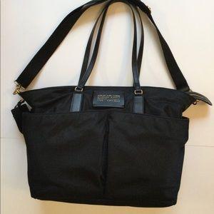 Marc by Marc Jacobs Baby Bag (Black Nylon)